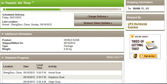 iphone-5 shipping