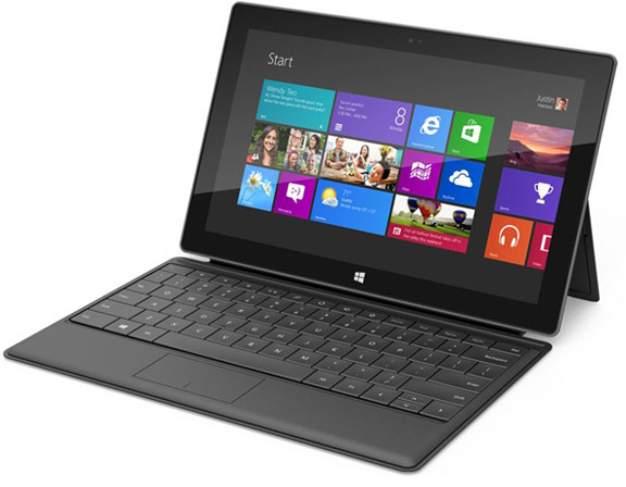 Surface Pro 2 Microsoft Tablet Surface Pro Priced $899 for 64GB, $999 for 128GB