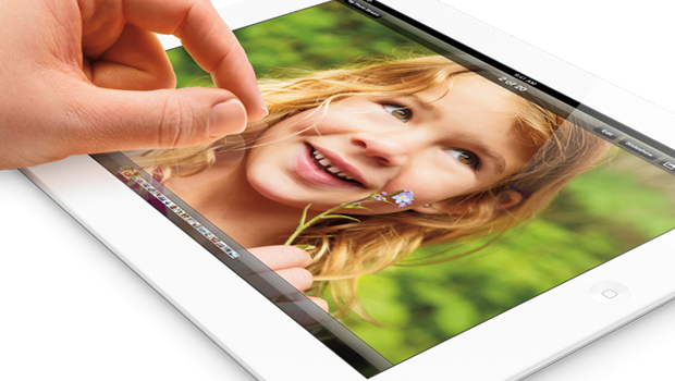 ipad screen Sharp slows down on the 9.7 Inch iPad screens production
