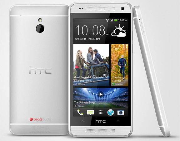 HTC One mini 21 HTC formally introduced HTC One mini smartphone