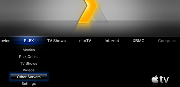 plex apple tv Apple blocked the hack with the substitution DNS Server on Apple TV