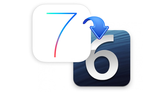 How to downgrade from iOS 7 to iOS 6.1.3 / 6.1.2