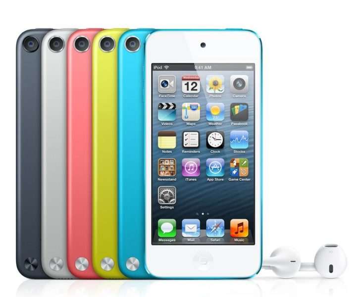 iPod touch ahead of web traffic on all Windows Phone and BlackBerry smartphones