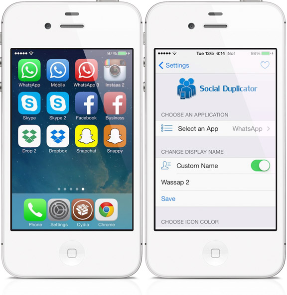 how to delete dropbox account on iphone