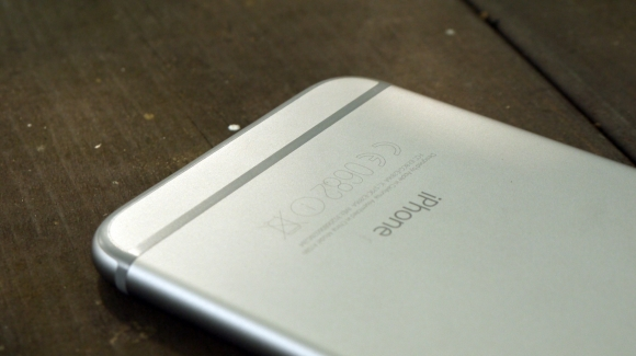 iPhone 6 review back